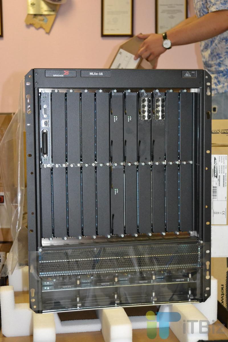ITBiz дал Украине пропуск в мир мощного оборудования от Brocade