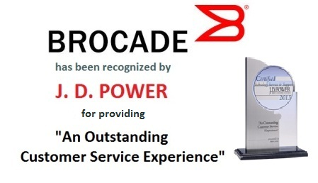 Brocade-сертификация