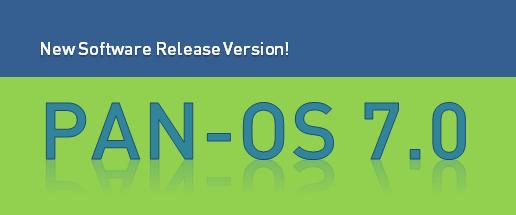 PAN OS-7.0