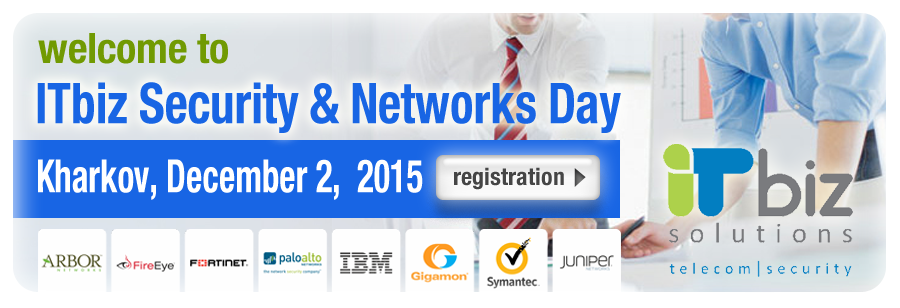 ITbiz Security & Networks Day